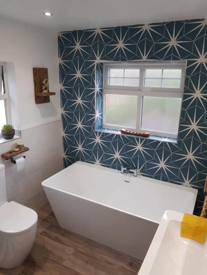 Easy Bathrooms endorsement 1